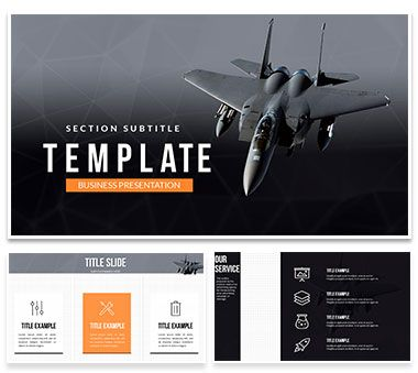air force powerpoint template presentation | powerpoint templates, Modern powerpoint