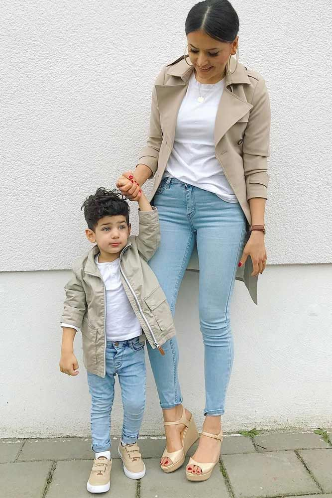42 cute mommy and me outfits you'll both want to wear
