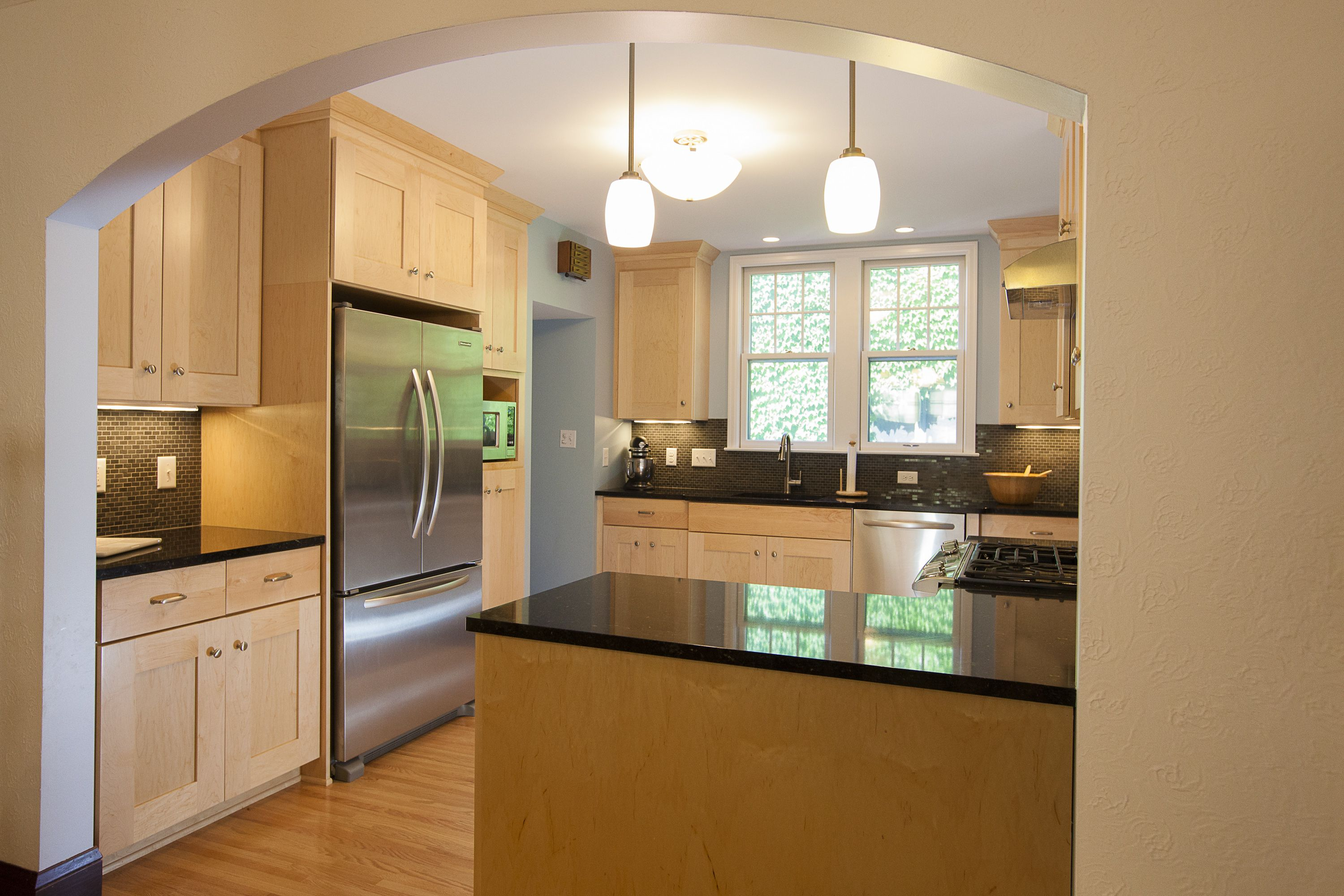 Pin By Castle Building Remodeling On Cbr S Kitchens Natural Wood Kitchen Cabinets Wood Kitchen Cabinets Wood Kitchen