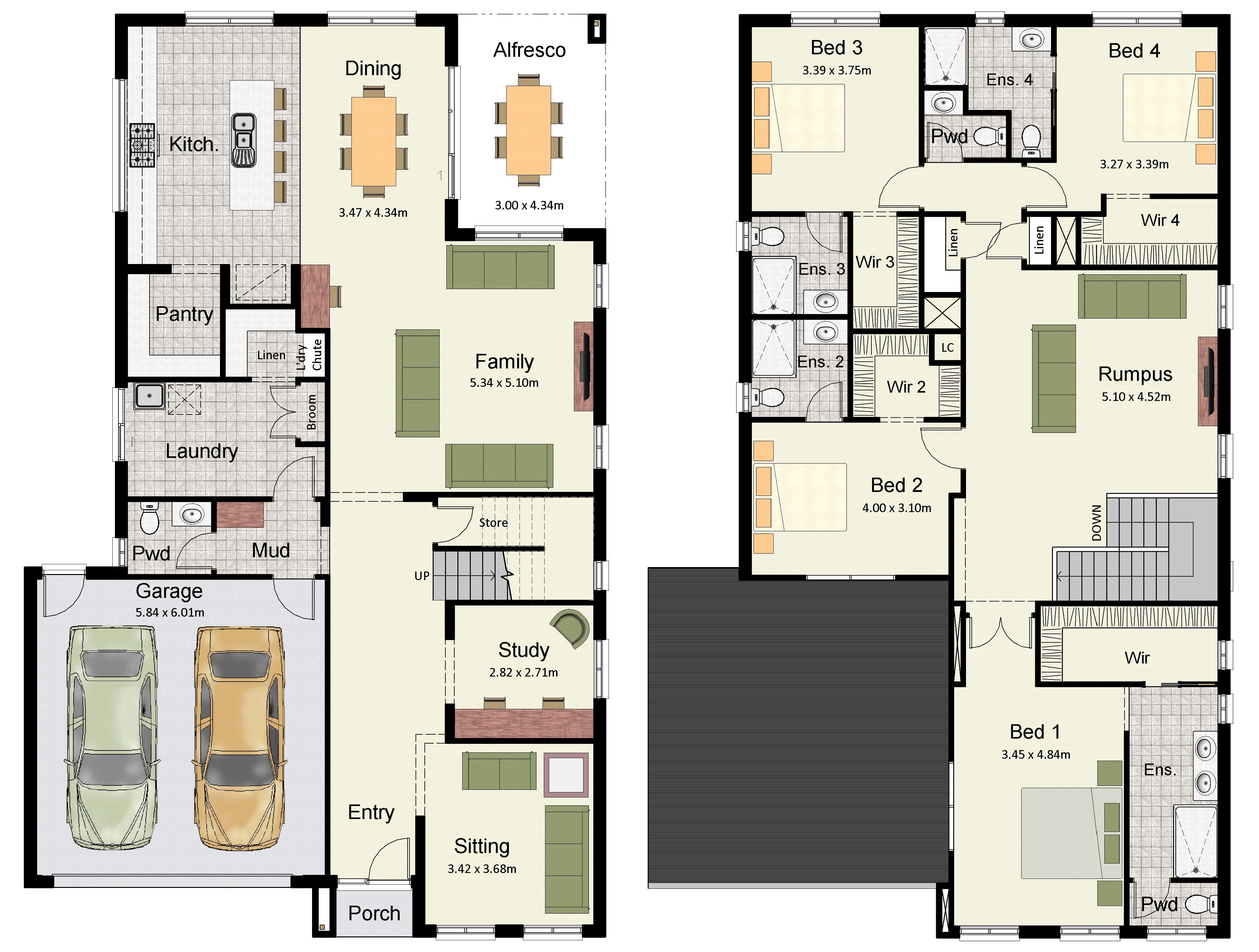 300 Sqm House Plans | 250-300 Sqm Floor Plans and Pegs | Pinterest ...