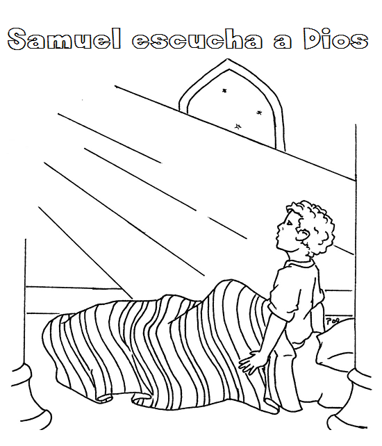 Resultado de imagen para dibujos para colorear de historias biblicas ...