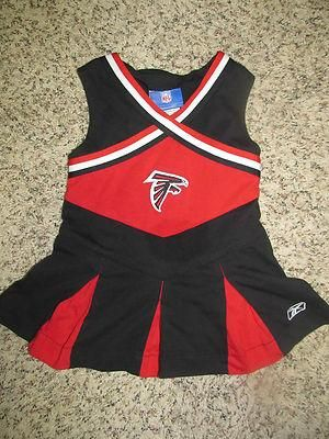 info for a25ef e2230 Atlanta Falcons Cheerleader outfit , Toddler 2T ...