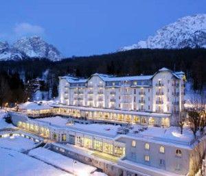 Cortina D'Ampezzo It's on the list. Hotel, Turismo e