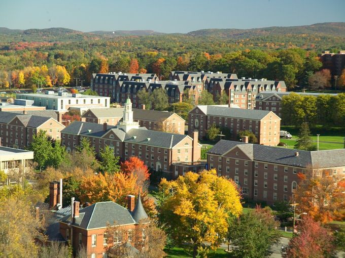 Photo Tour The Most Beautiful Places In New England University
