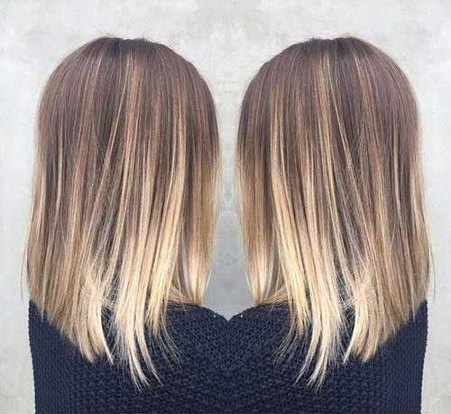 20 Long Bob Ombre Hair | Bob Hairstyles 2015  Short Hairstyles for Women