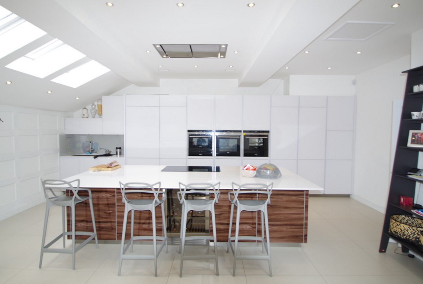 Masters Stoolsphilippe Starck For Kartella Designer Kitchen Interesting Designer Kitchen Decorating Design