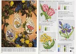 Znalezione Obrazy Dla Zapytania Kwiaty Z Papieru Szablony Chomikuj Cross Stitch Flowers 123 Cross Stitch Cross Stitch Patterns