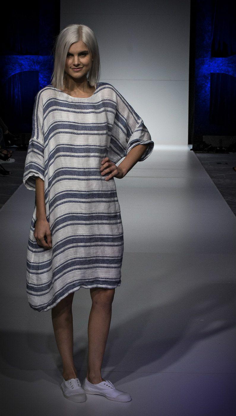 Linen Dress MegbyDesign