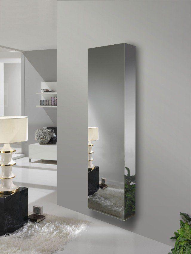 Mirror di Esalinea è un armadio a muro girevole su se stesso ...