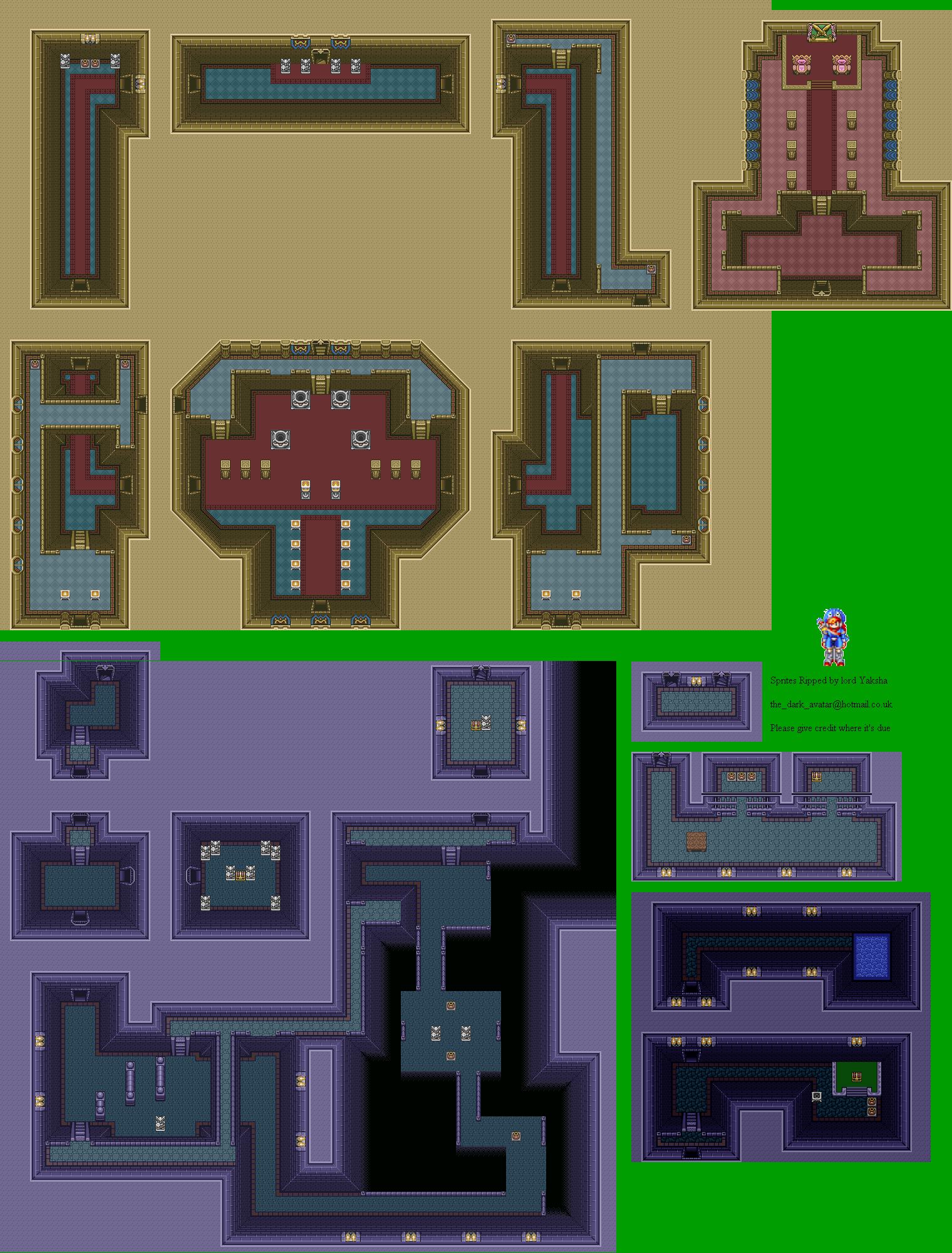 Hyrule Castle Interior Legend Of Zelda Castles Interior Legend