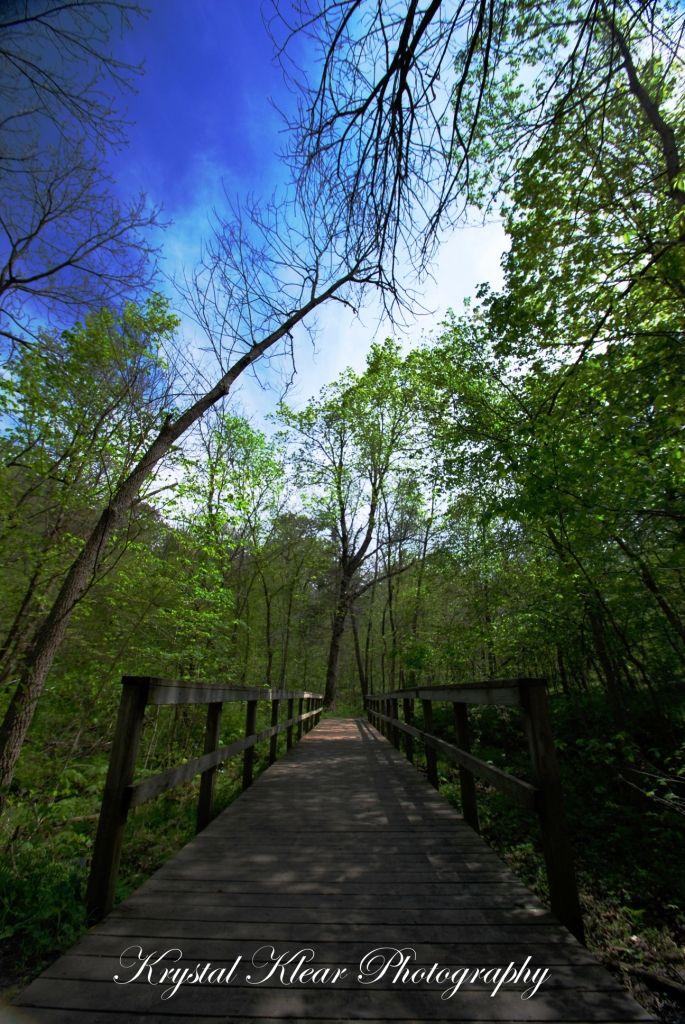 Wooden bridge  Krystal Klear Photography