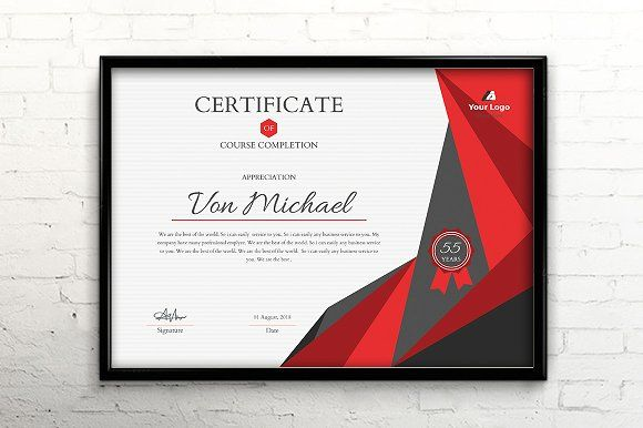 Certificate Certificate And Stationery Templates