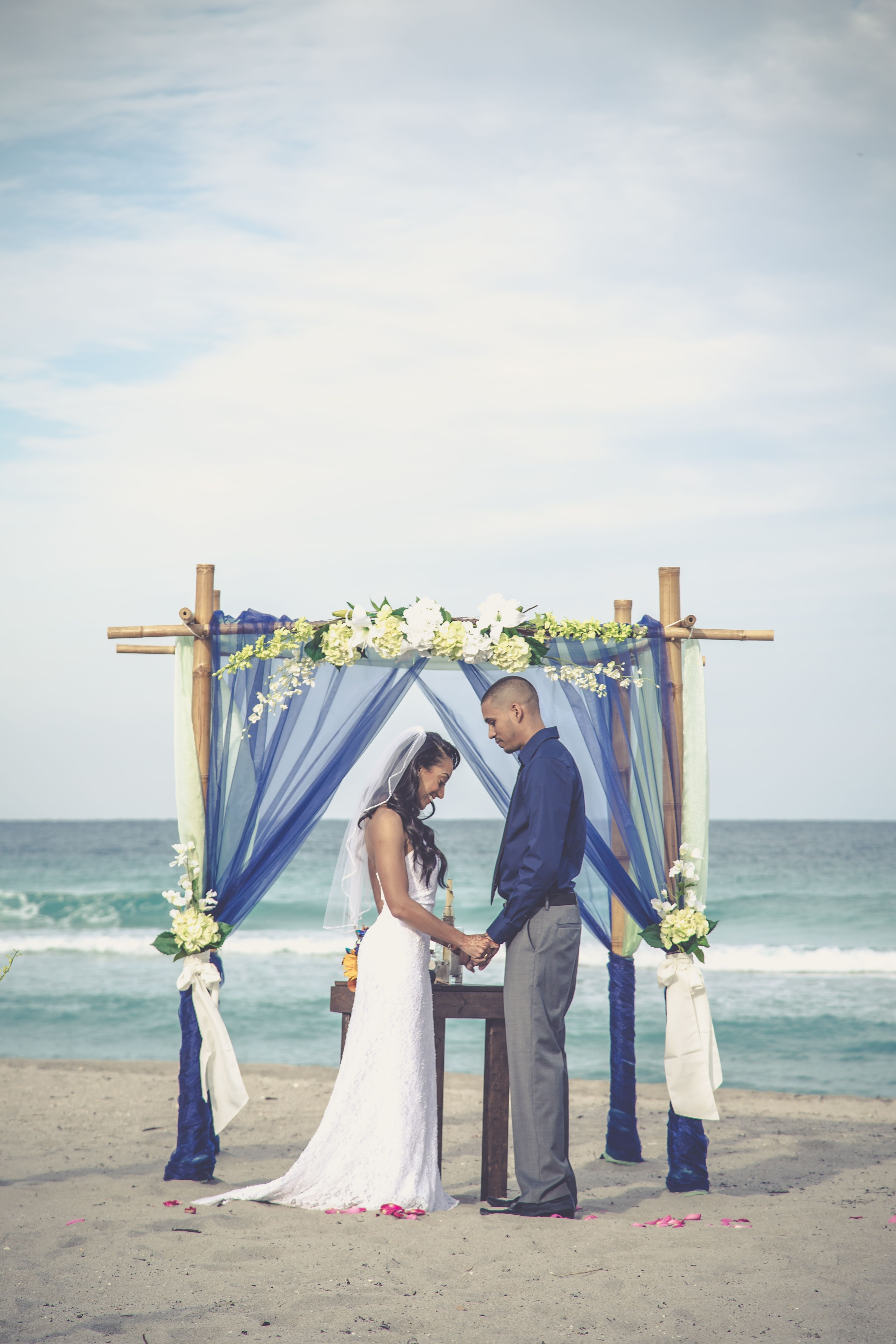 Perfect Beach Weddings In South Florida