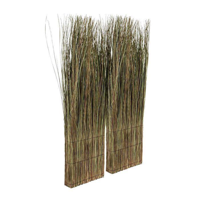 Sichtschutz Gras grün B:40 x H:140 cm - Depot DE