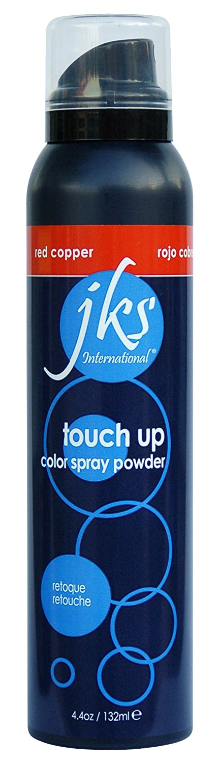 JKS Touch Up Color Spray Powder (copper red, 4.4oz) (copper red, 4.4oz) >>> Check out this great product.