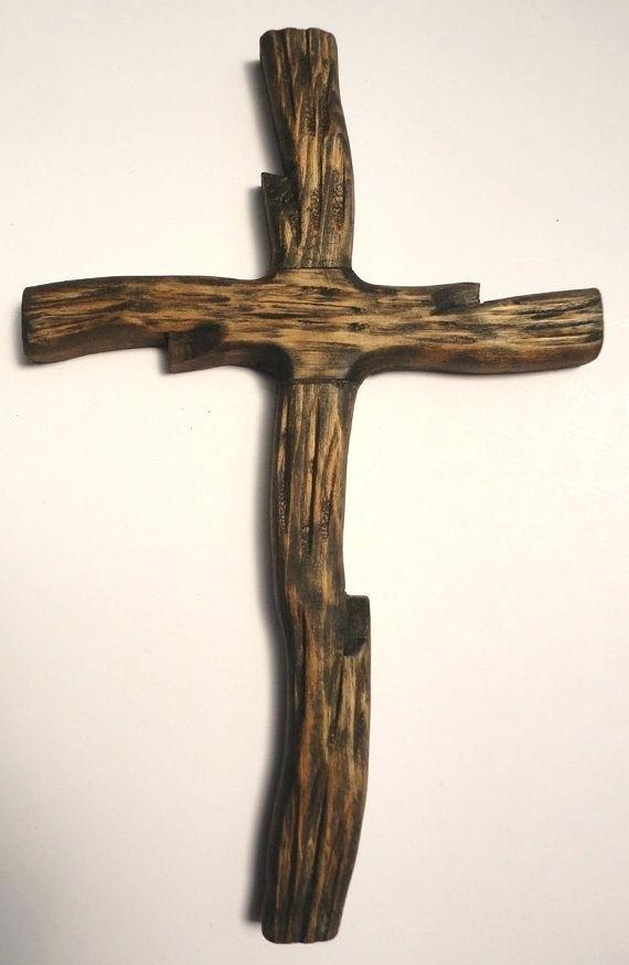 Rustic Cross Tattoo : rustic, cross, tattoo, Tattoos, Think, Really