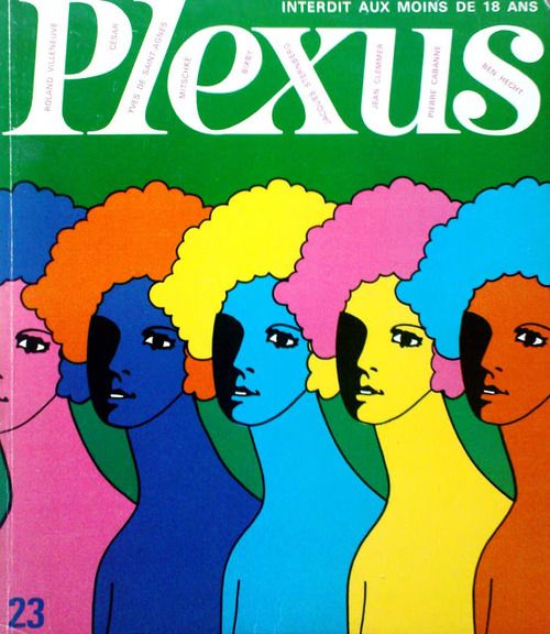Plexus Magazine 1969