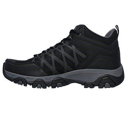 Men's Terrabite Turbary Memory Foam High Top Wide Sneaker