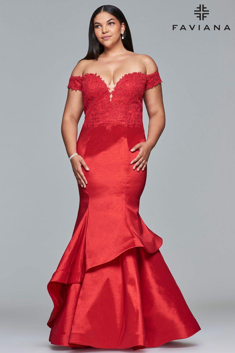 Faviana formal approach prom dress fashion in
