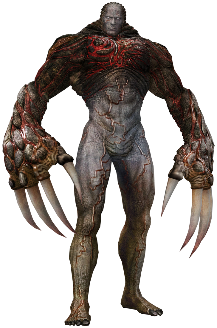 Tyrant 003 Final Form 3 Resident Evil Tyrant Resident Evil