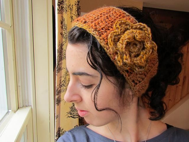 Free Crochet Headband Patterns   Free, Manualidades de crochet y ...