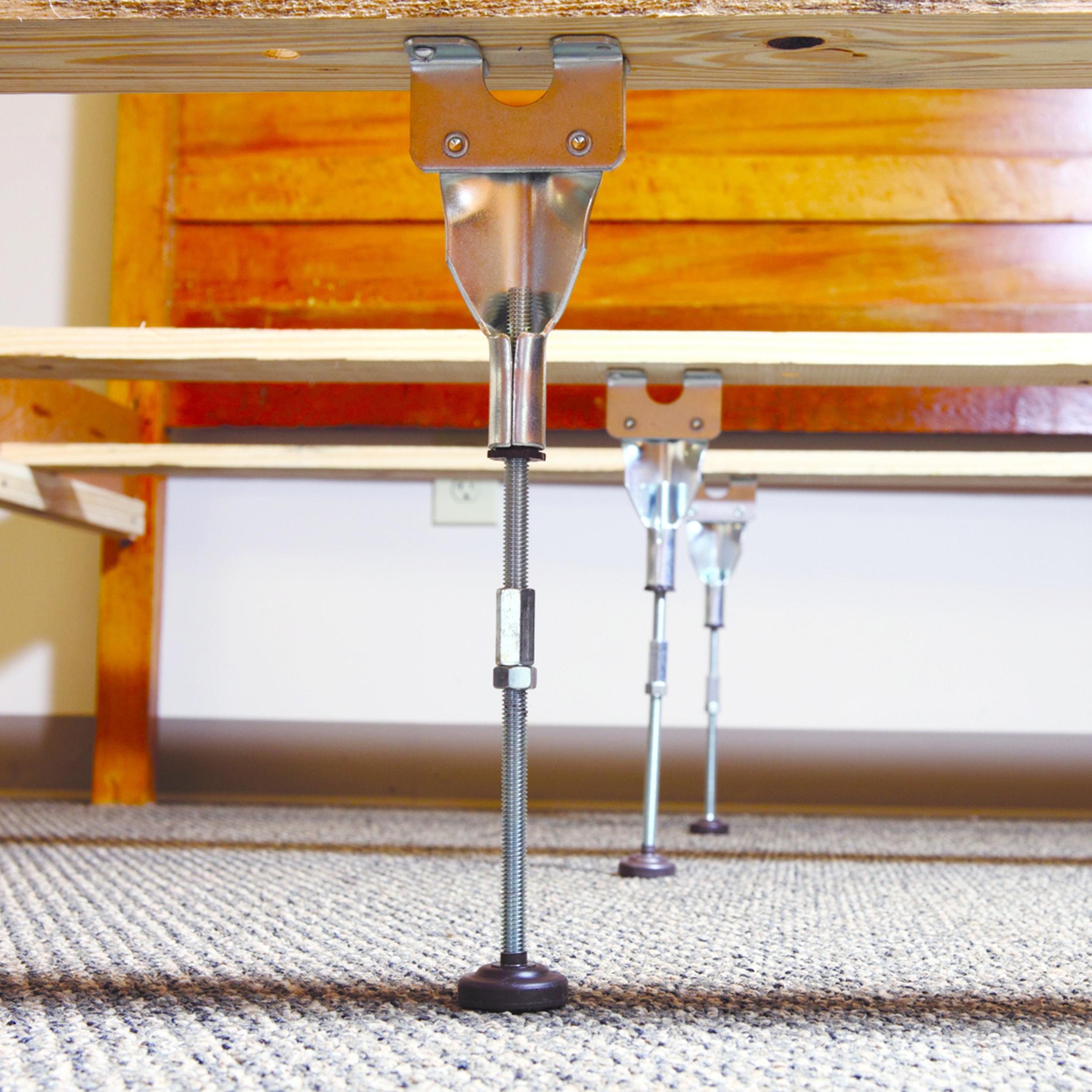 Adjustable Center Leg Bed Frame Support Diy King Bed Frame Bed