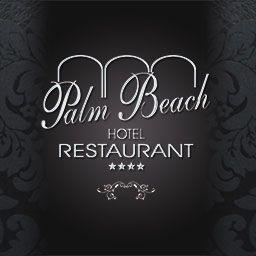 Logo Hôtel- Restaurant**** le Palm Beach Ajaccio.