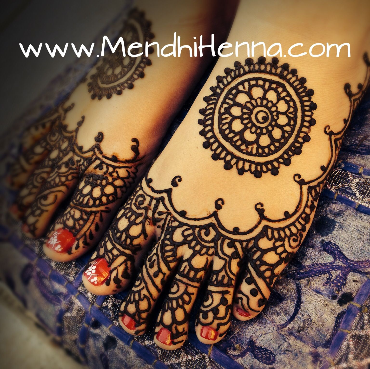 Now taking henna Bookings for 2014