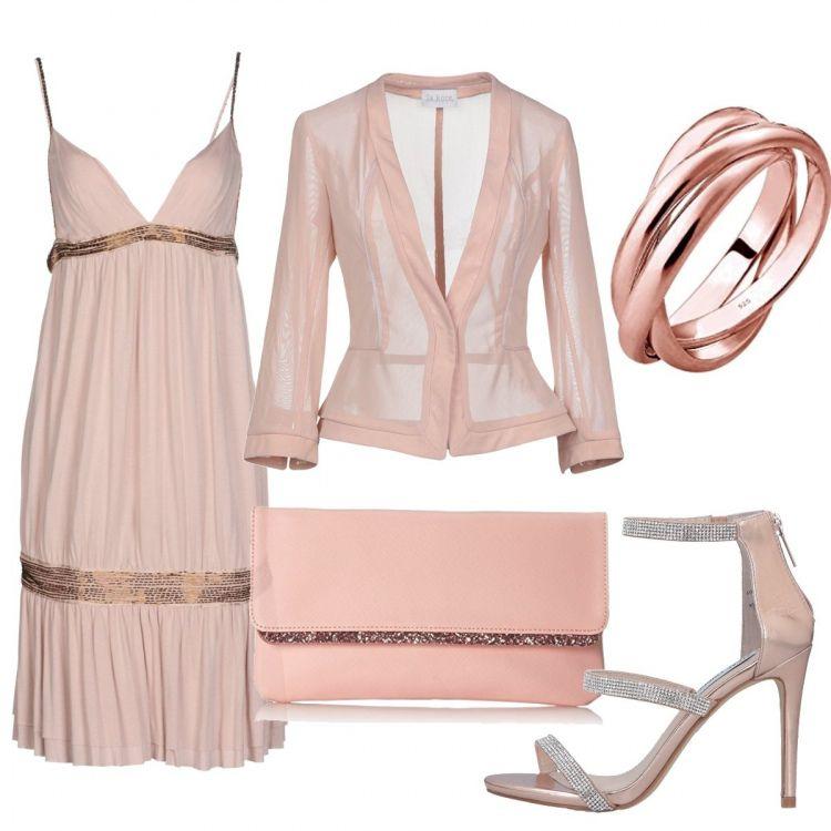 Cipria   Outfit, Stile di moda, Capelli lunghi a strati