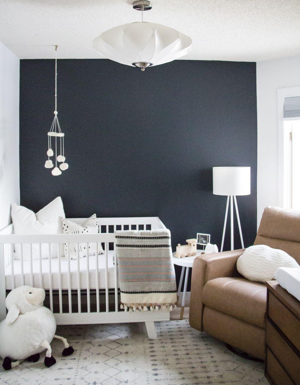 Baby Boy Room Themes Travel: Oh Baby! Jack's Sweet & Simple Nursery Reveal