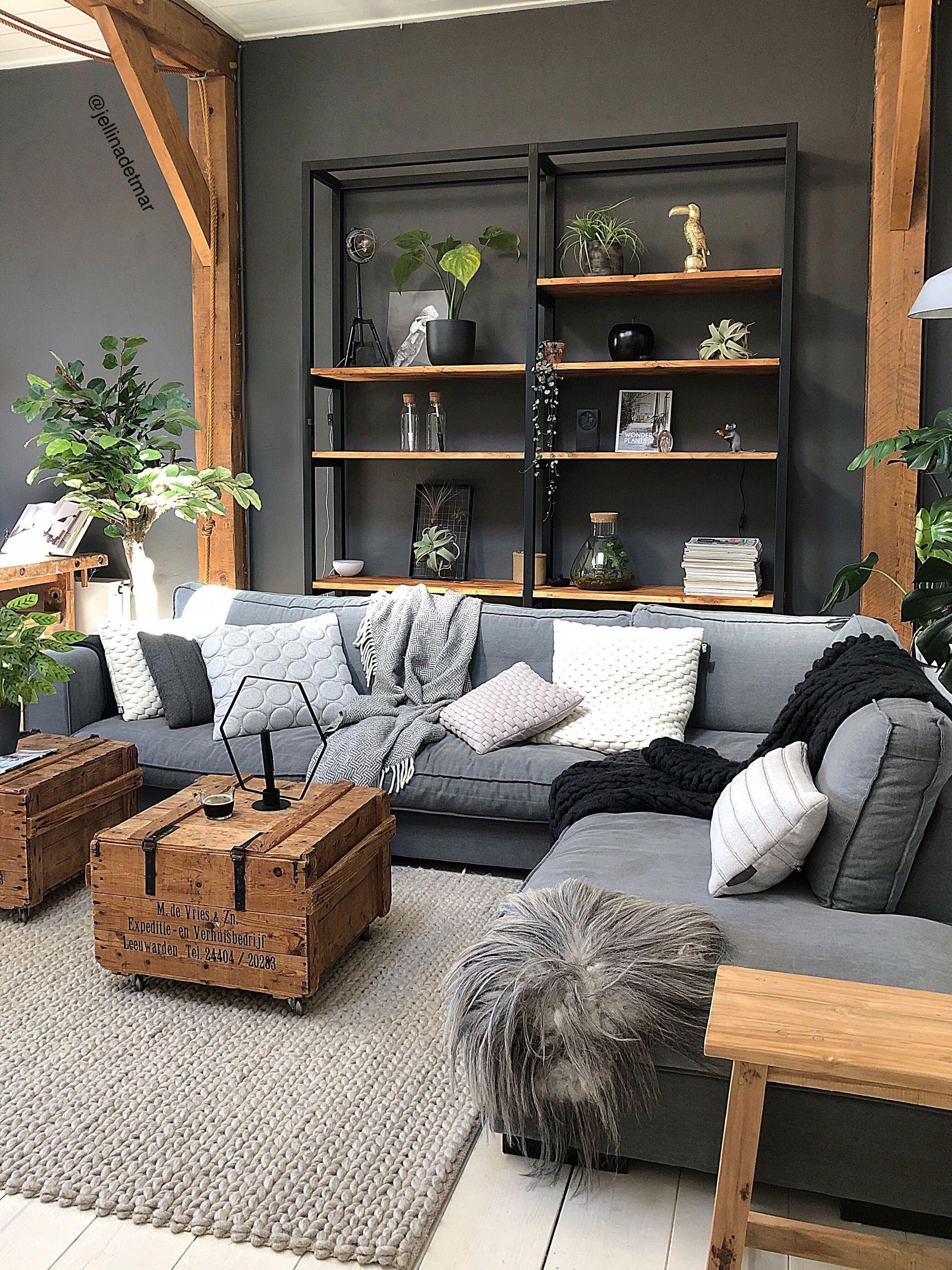 39 Adorable Contemporary Living Room Design Ideas #livingroomdecor ...