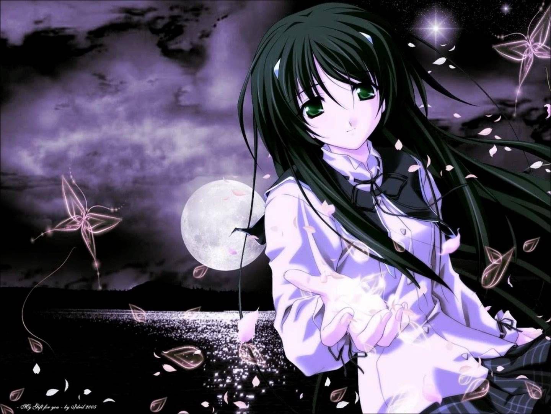 Nightcore Storytime Anime, Gothic anime, Anime wallpaper