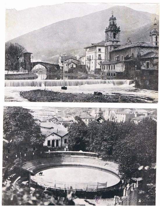 VALMASEDA, TOREROS Y PLAZA 1940