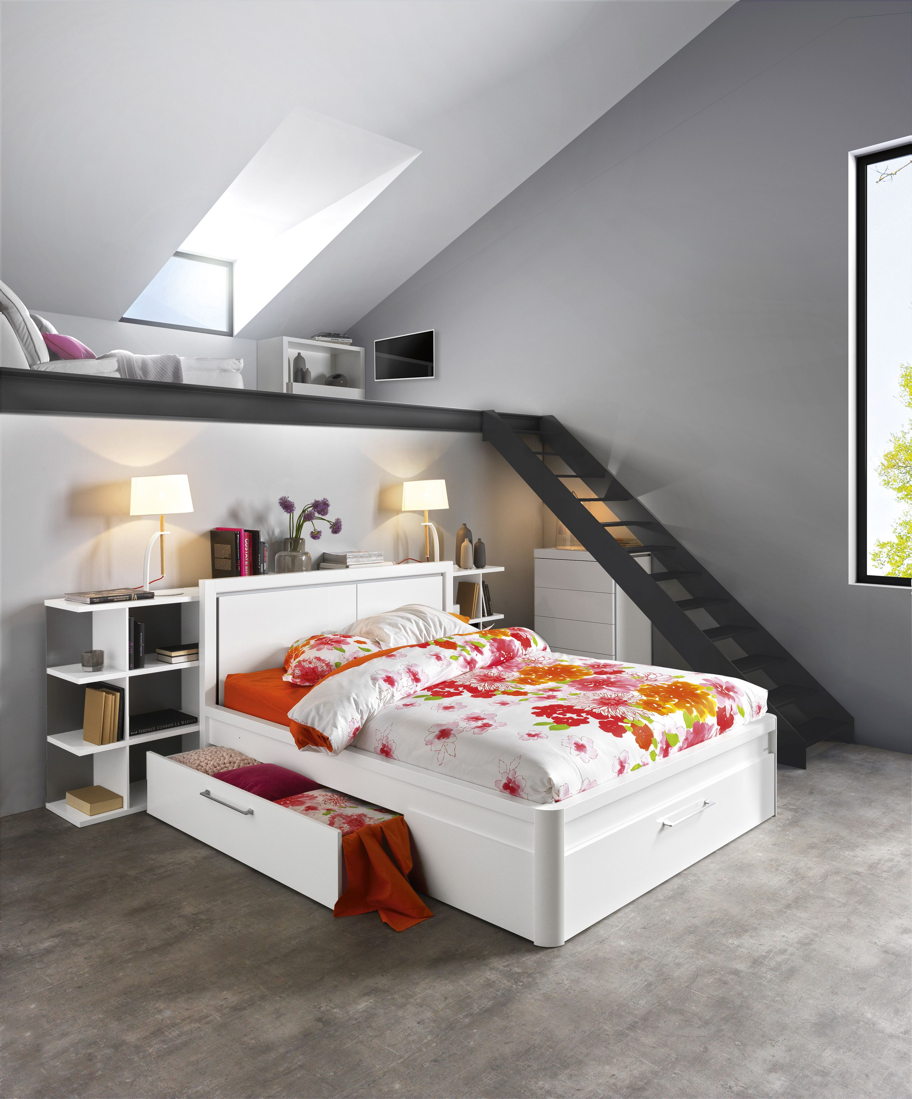 Meubles chambre  coucher Ambiance Talmont