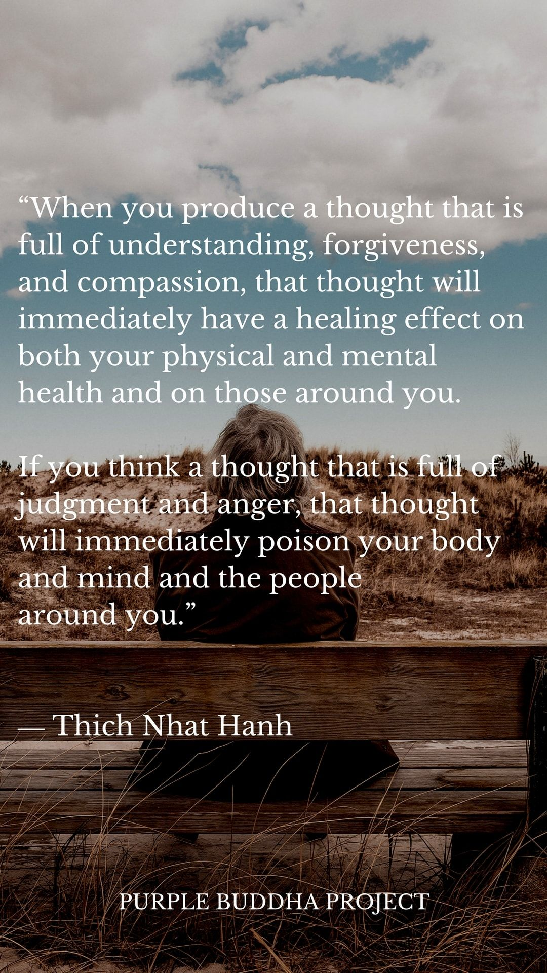 Thich Nhat Hanh Quotes 18 Quotes On Buddhism From Thich Nhat Hanh Of The Week  Purple