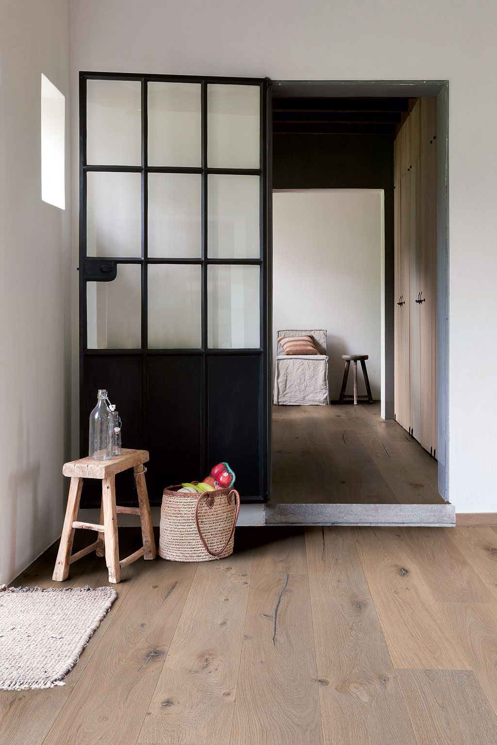How to choose the ideal living room floor Hallway