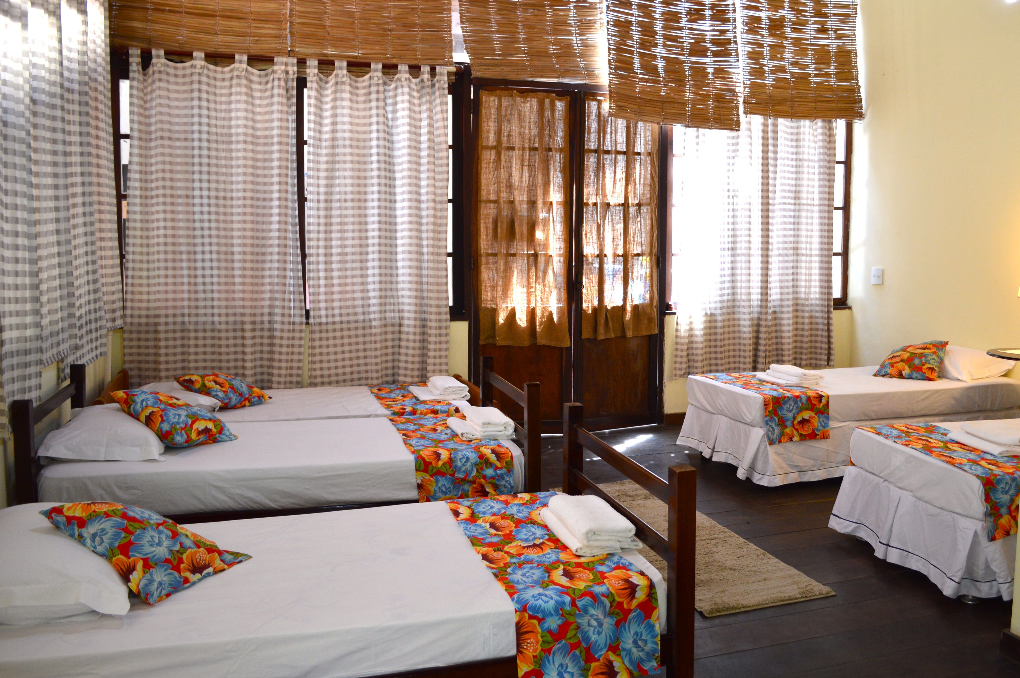 Pixinguinha room - Alma de Santa Guest House - Rio de Janeiro - Brazil