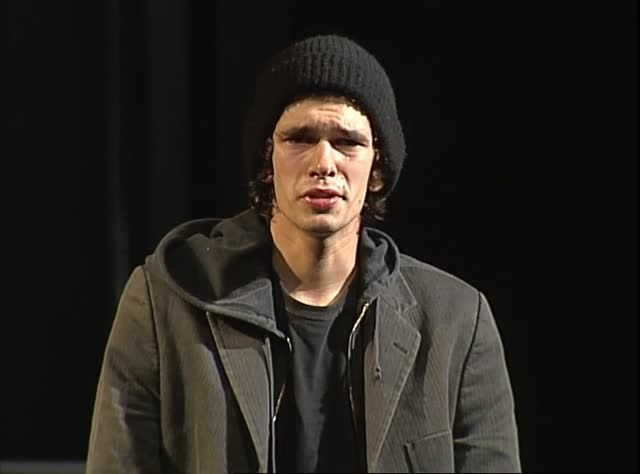Ben Whishaw as Hamlet, To be or not to be The Exquisite Ben
