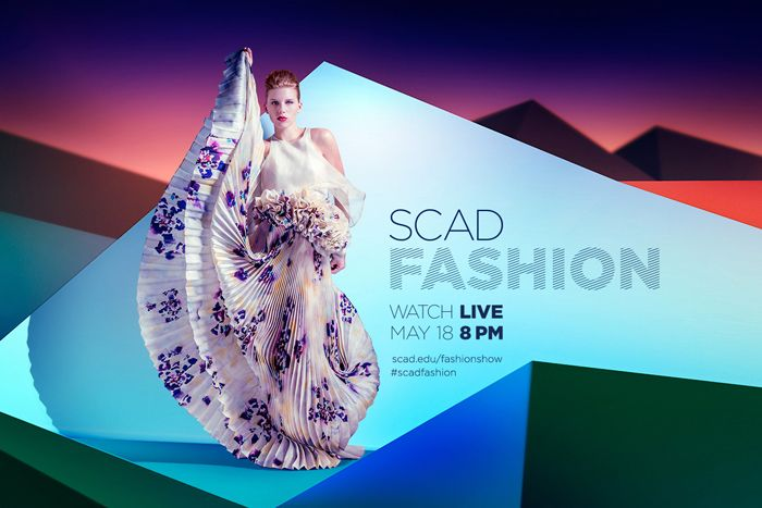 Catch A Livestream Of The Scad Fashion Show Scad Fashion Show Fashion Design School