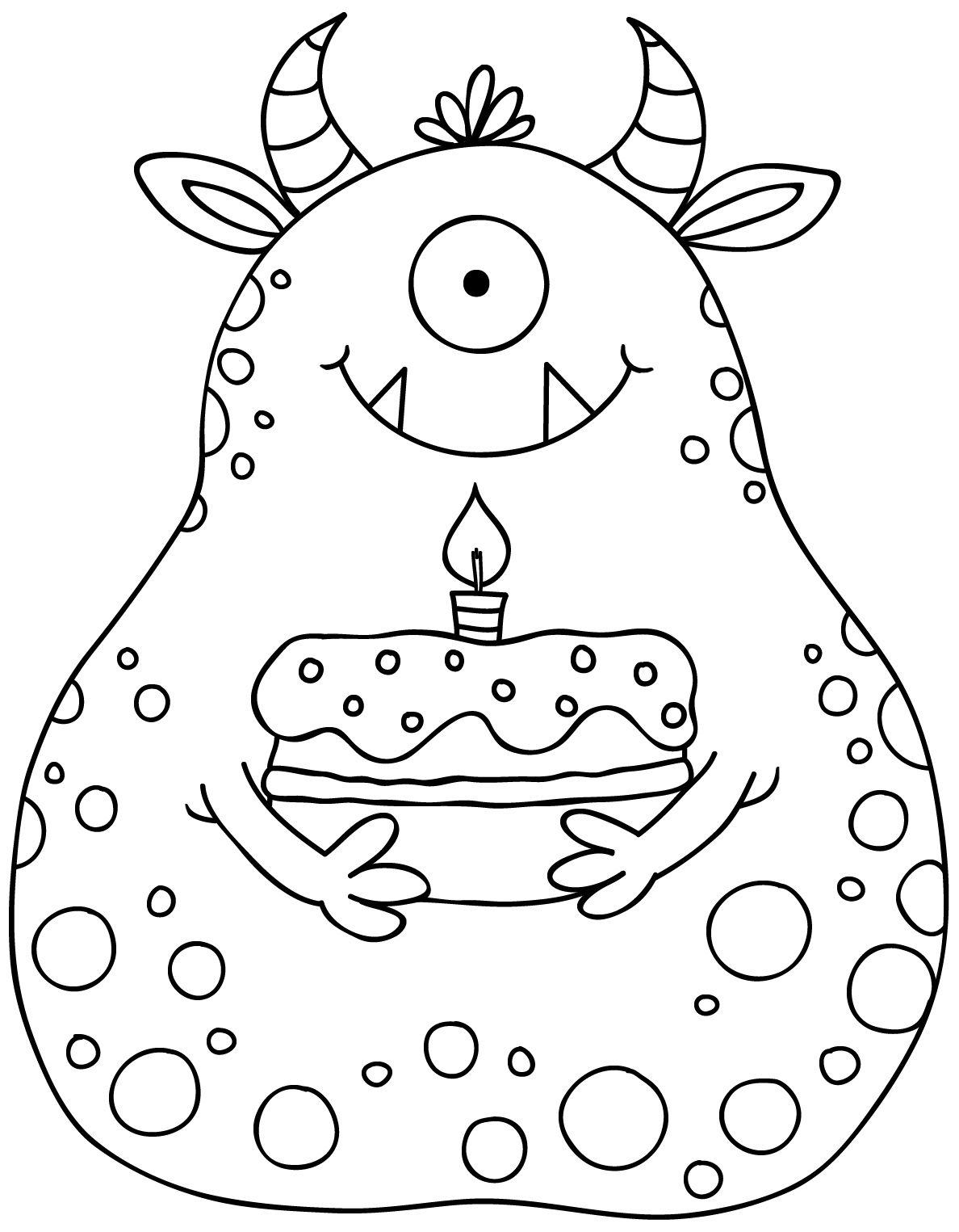 Katehadfielddesigns Google Suche Monster Coloring Pages Monster Quilt Digi Stamps