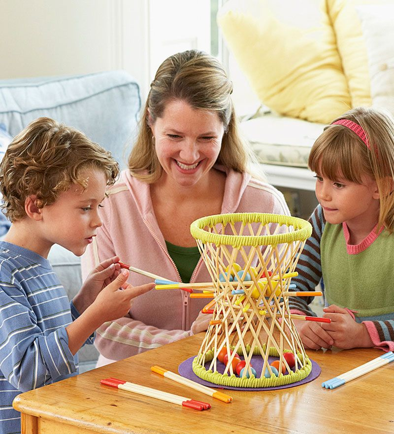 Family Play Time Indoors | Gift, Toy and Grandkids