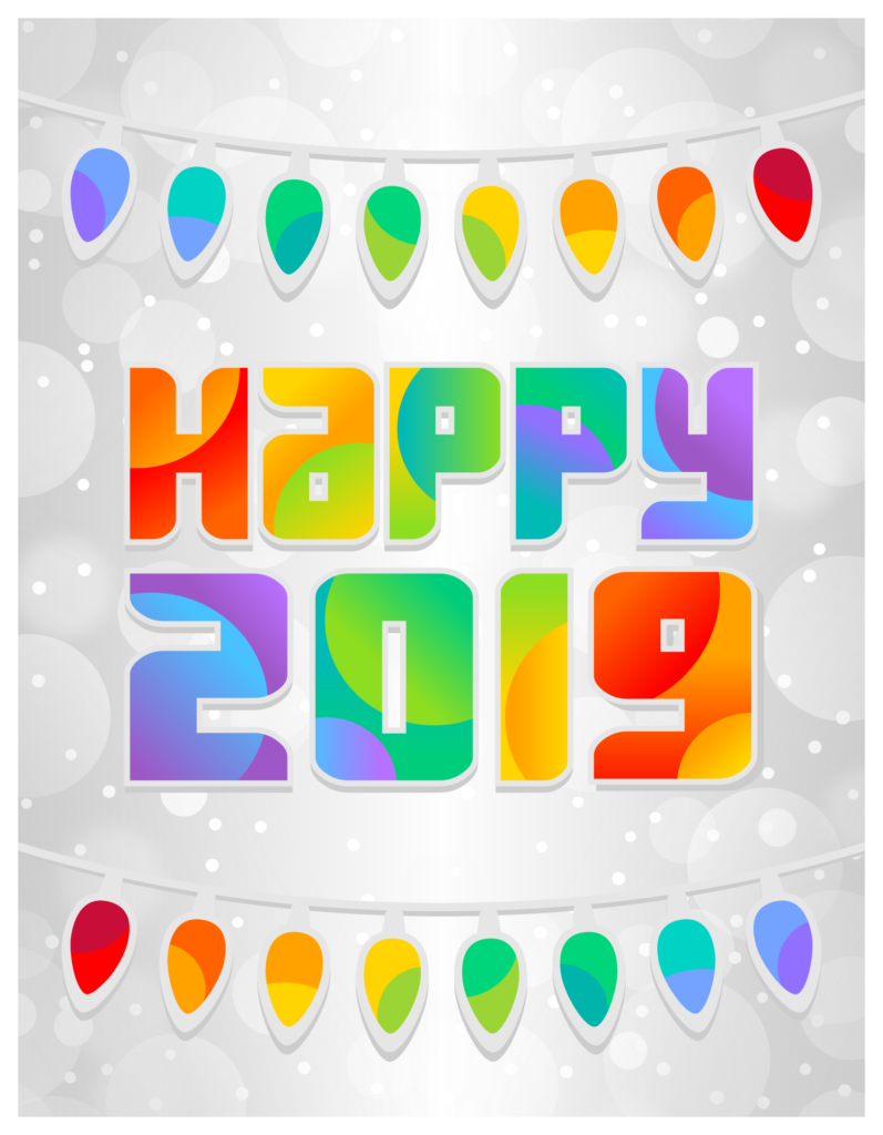 Happy New Year Clipart 2019 New Year Images New Year Clipart