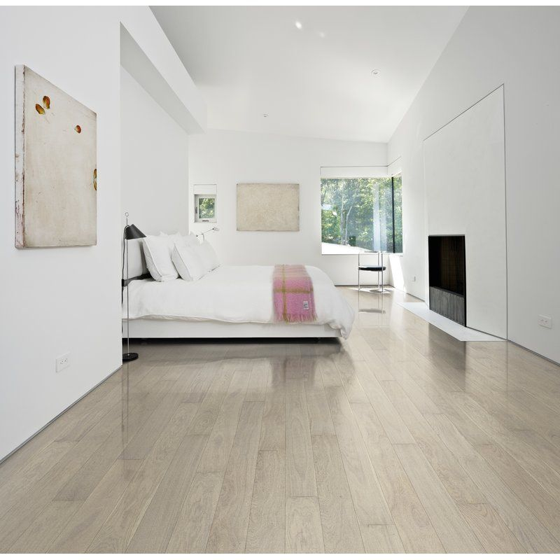 Shine Oak 5 8 Thick X 5 1 8 Wide X 36 Length Engineered Hardwood Flooring Engineered Wood Floors Solid Wood Flooring White Wood Floors