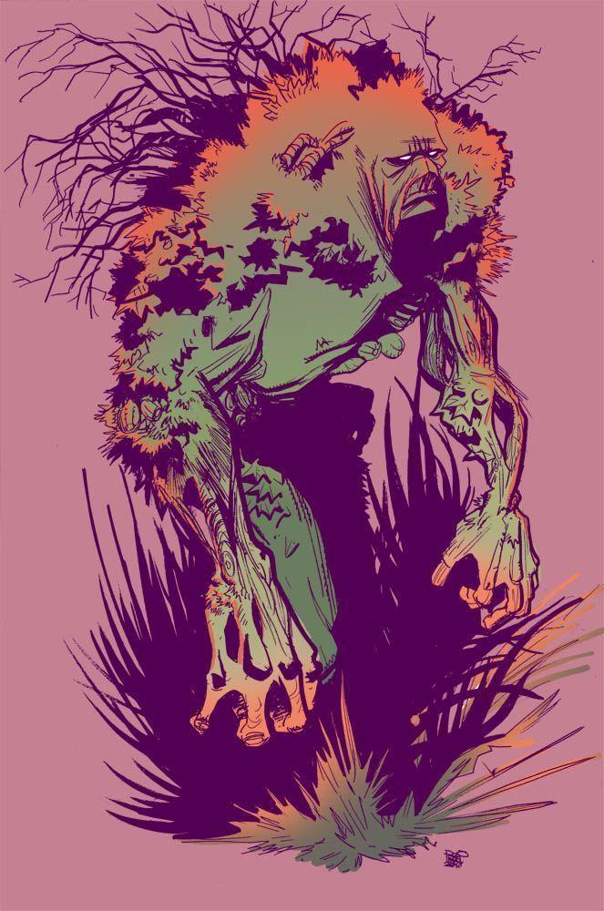 #swampthing