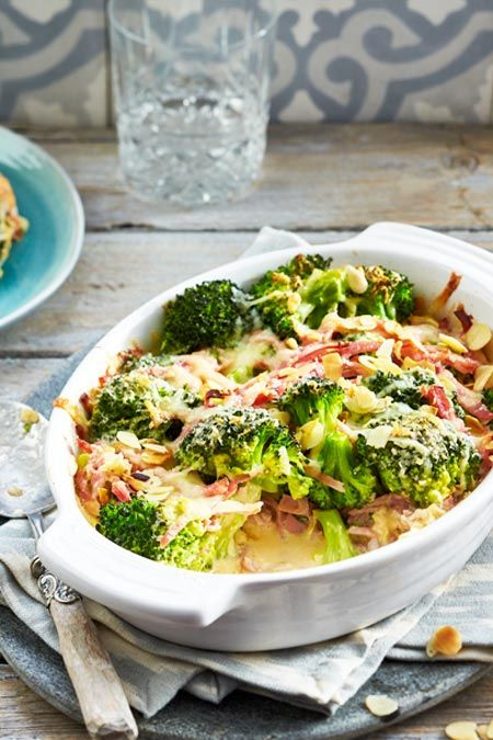 Photo of Broccoli ham casserole
