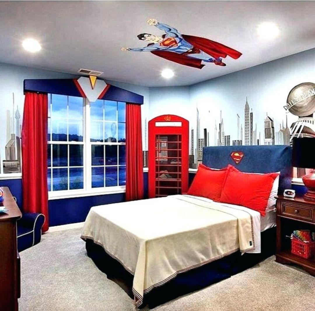 Photo of 20 Attractive Bedroom Decor Ideas For Your Boys