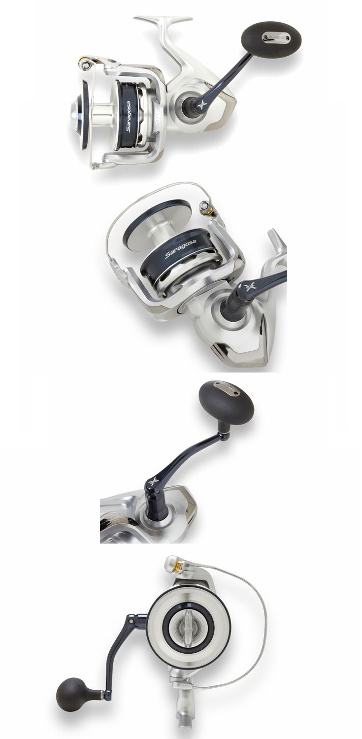 f2768db47e1 Shimano SRG10000SW Saragosa SW Spinning Reel | Angler Gift Guide ...