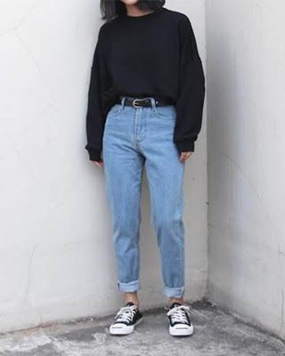 Timeless And Comfy Jean Outfits For Travelling – FashionActivation – My saves