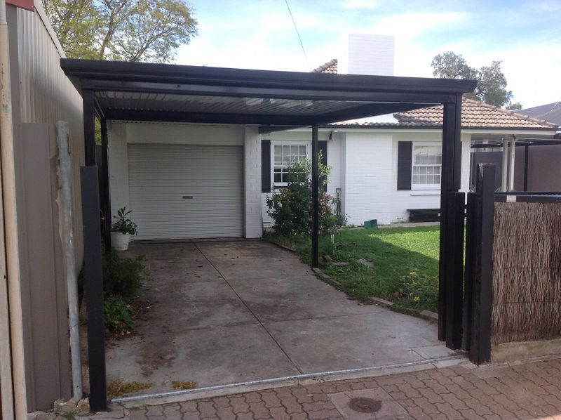 Flat Outback Carport With Alpine Colour Roofing All Type
