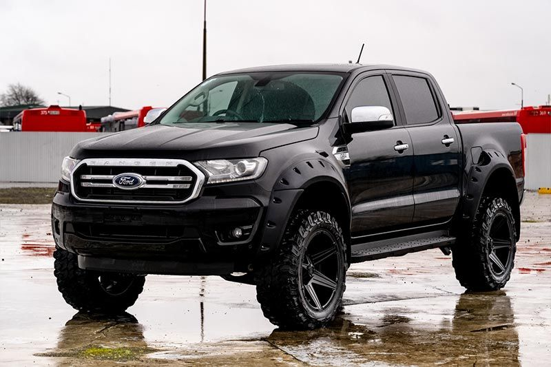 Ford Ranger Xlt Big Foot 2 Team Hutchinson Ford Christchurch In 2020 Ford Ranger Ford Ranger Lifted Ford Ranger Modified